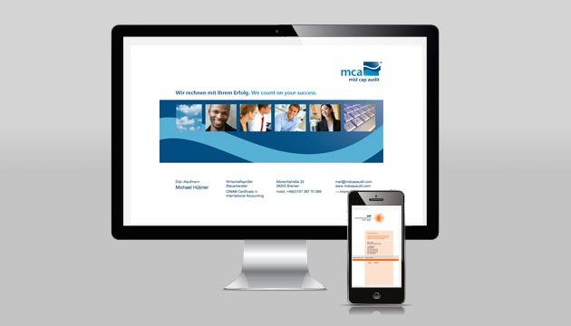 Webdesign Handwerk Bremen